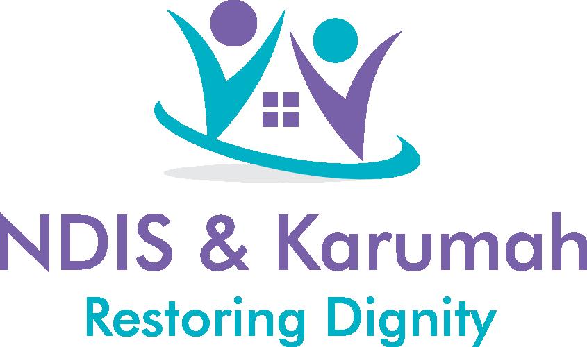 NDIS & Karumah Logo